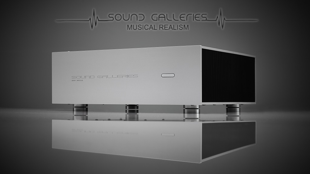 Sound Galleries Music Server | Audio Reference
