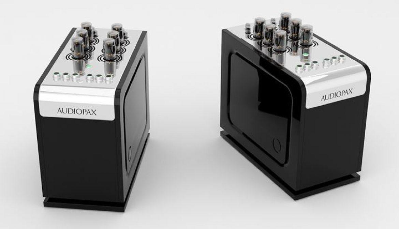 AUDIOPAX Maggiore M 100 Mono-block Amplifiers