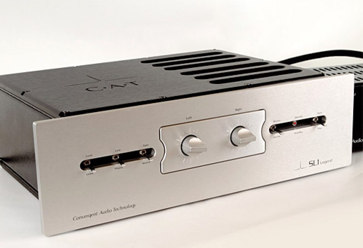 CAT Legend BPX Pre amplifier