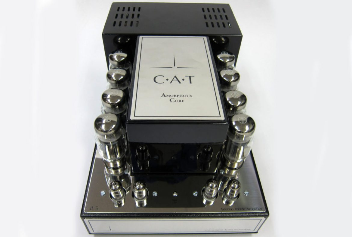 CAT JL 7 Mono Block Power Amplifiers