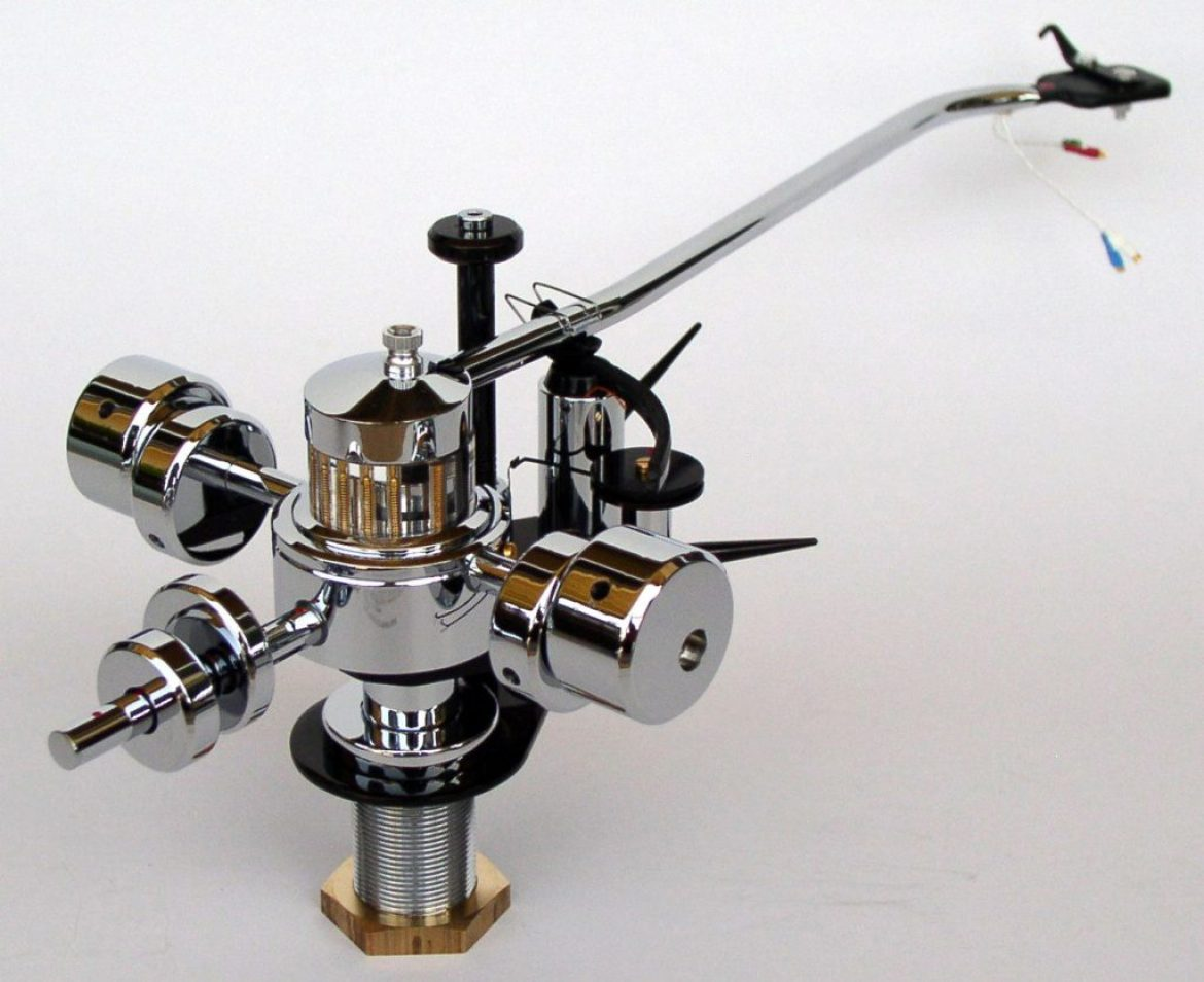 Moerch DP-8 Tonearm