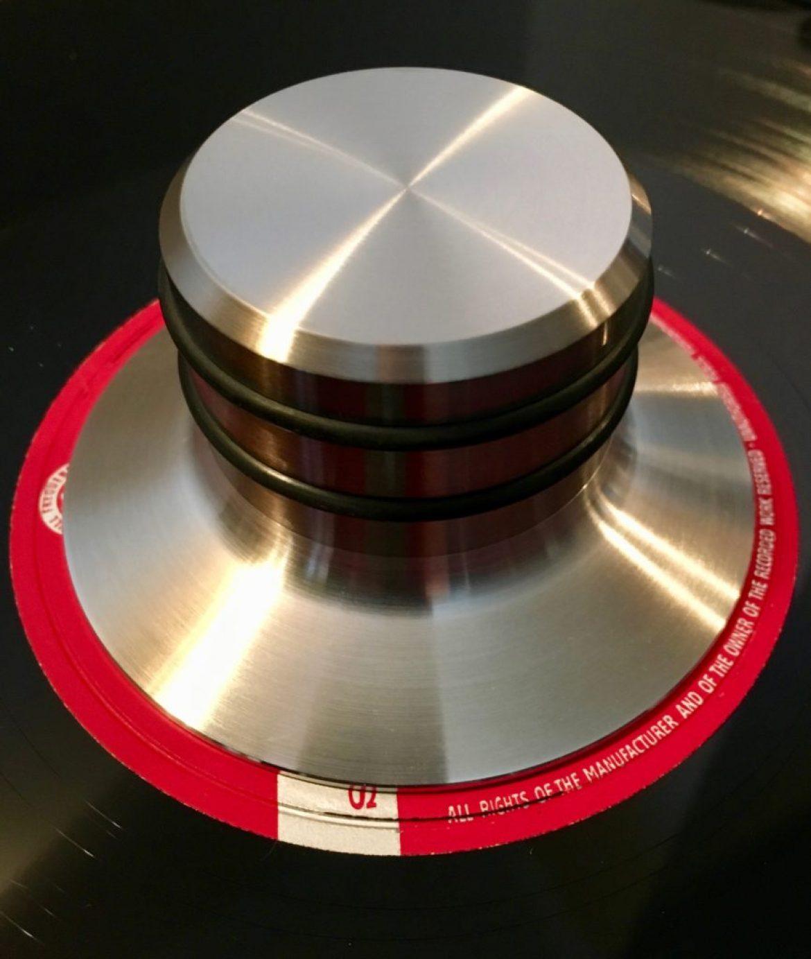 Amazon-Audio Record Clamp