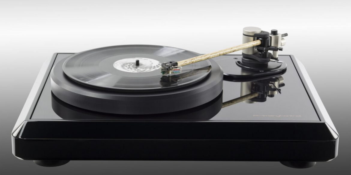 Primary Control Kinear Direct Drive Turntable