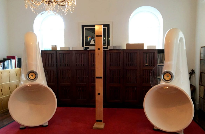 Shun Mook Concert Hall Resonators