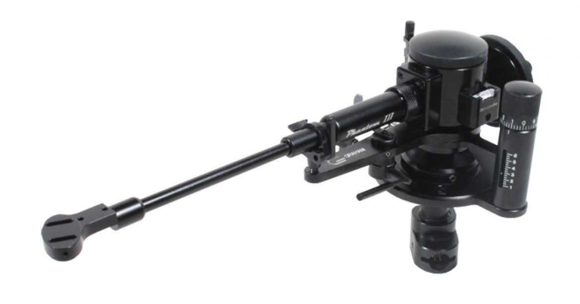 Graham Phantom 3 tonearm